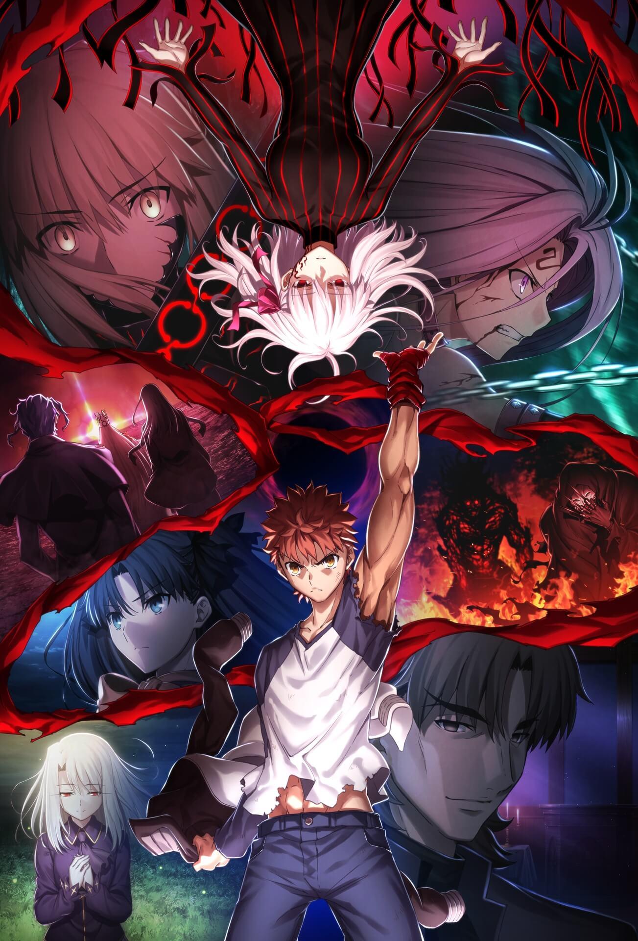Fate/Stay night: Heaven's Feel 3 đứng thứ 10 tại các rạp Mỹ
