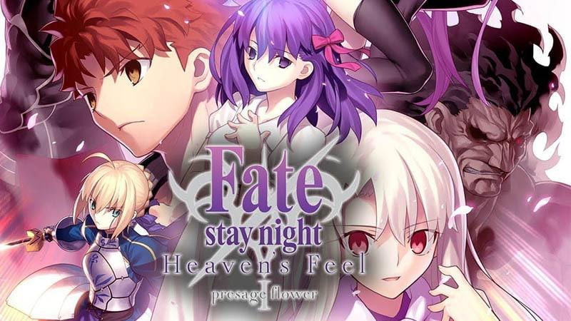 Fate/Stay night: Heaven's Feel 3 đứng thứ 10 tại các phòng vé ở Mỹ trong tuần đầu công chiếu