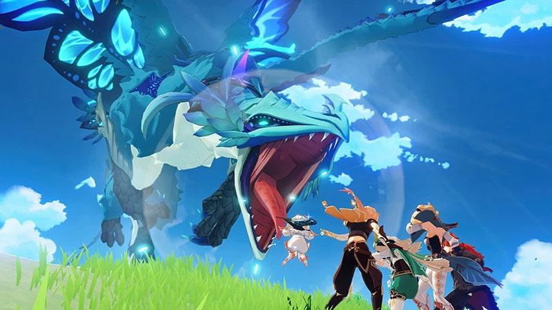 Genshin Impact được đề cử giải thưởng The Game Awards 2020