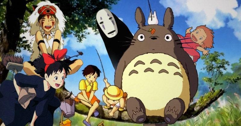 Ghibli's Anime - Tại sao bạn lại khóc?