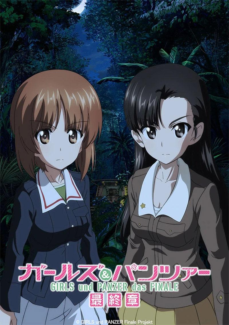 "Movie anime ""Girls & Panzer das Finale"" EP3 sẽ ra mắt vào năm sau"