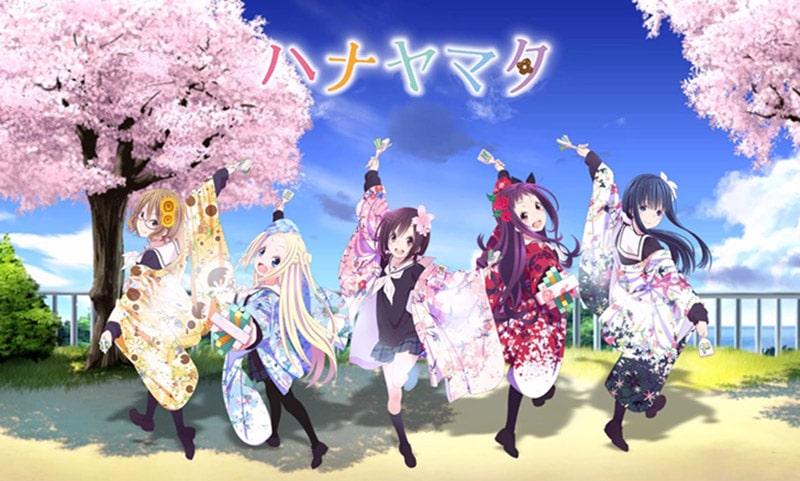 Review Hanayamata (2011)