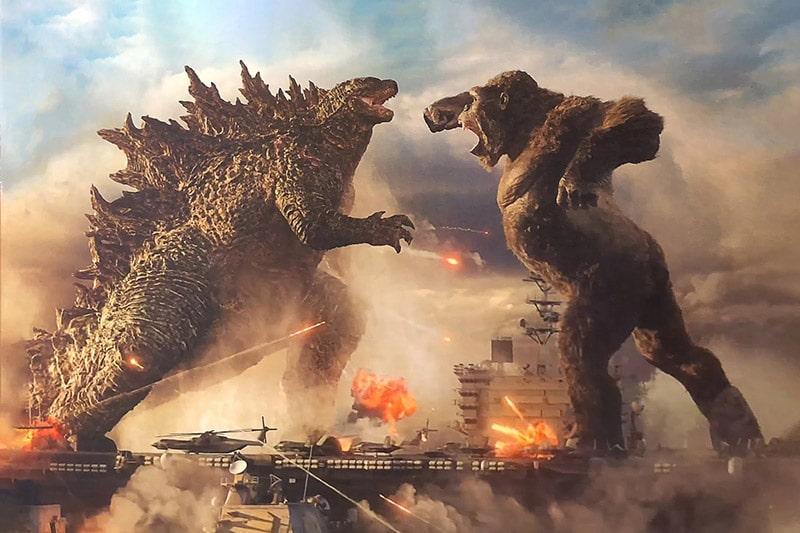 Godzilla vs. King