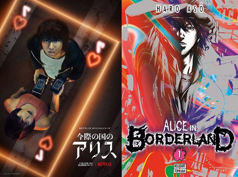 Những thay đổi của Alice in Borderland so với bản manga