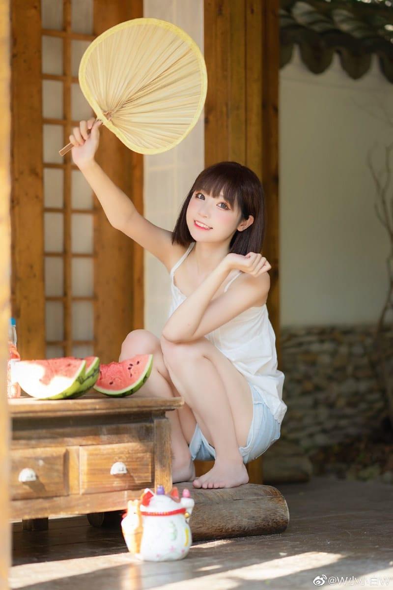 """Bộ ảnh gái xinh """"Summer Girl"""" - Tiểu Nhu"""