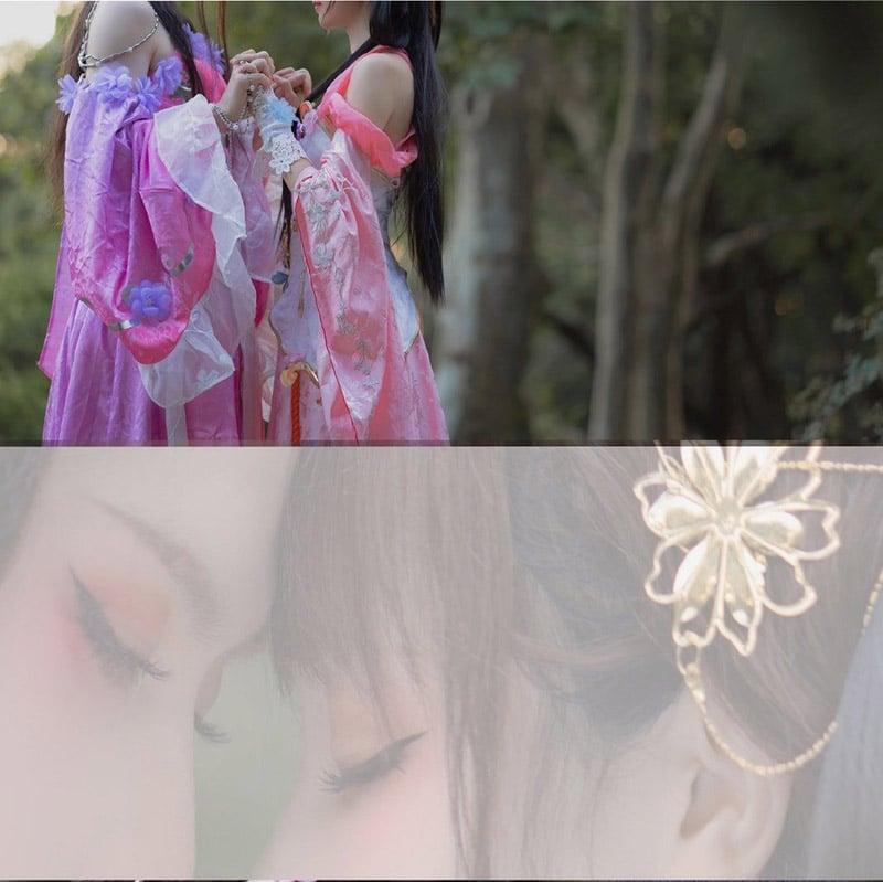 Bộ ảnh cosplay game mobile Thiên Nhai Minh Nguyệt Đao