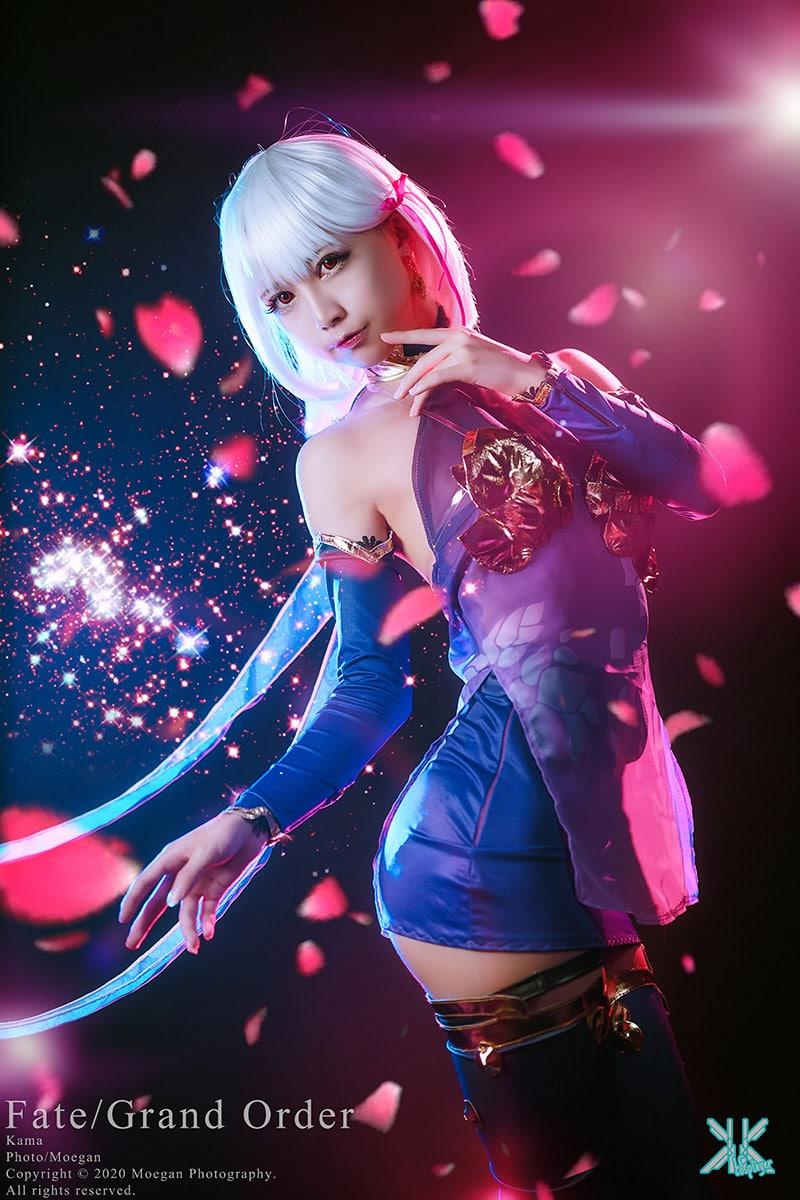 Bộ ảnh cosplay Karma trong Fate/Grand Order
