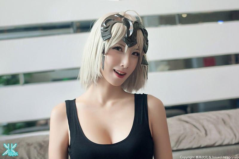 "[16+] Bộ ảnh cosplay sexy ""PS4 Time"""