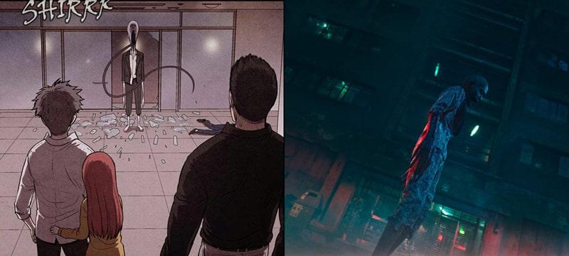 Dàn quái vật đáng sợ trong Sweet Home sẽ được tái hiện qua những chuyển động của biên đạo múa đương đại Kim Seol Jin