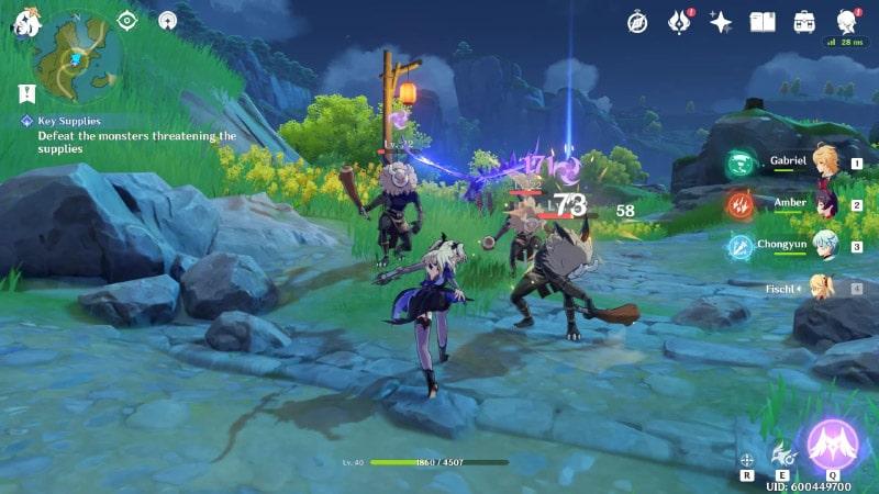 Genshin Impact đại thắng tại giải thưởng game mobile của Google Play và App Store
