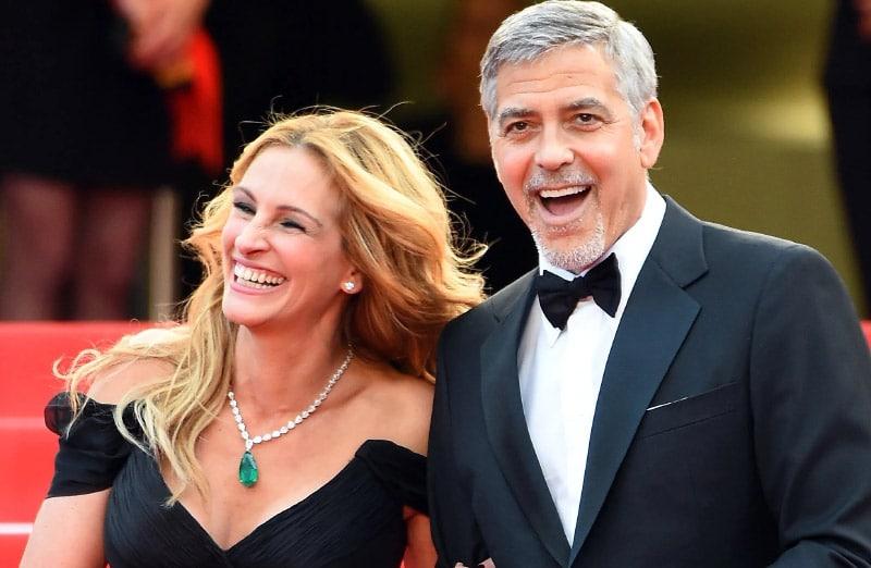 George Clooney dụ Julia Roberts đóng Ocean's 11 như nào?
