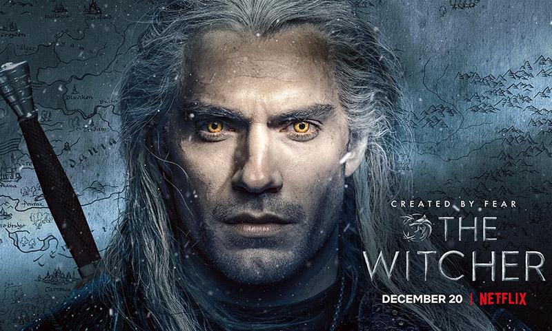 Phân tích nhân vật Geralt of Rivia (The Witcher)