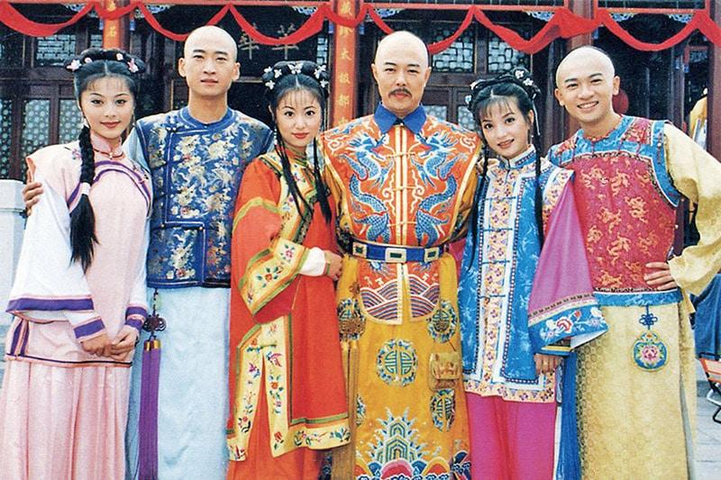 Hoàn Châu Cách Cách (1998)