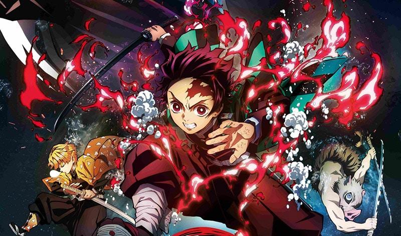Kimetsu no Yaiba The Movie đứng đầu doanh thu phòng vé Nhật