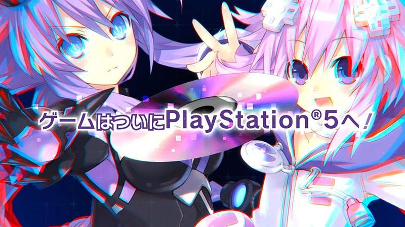 Neptunia ReVerse - Phiên bản game Neptunia mới, sẽ phát hành trên PS5