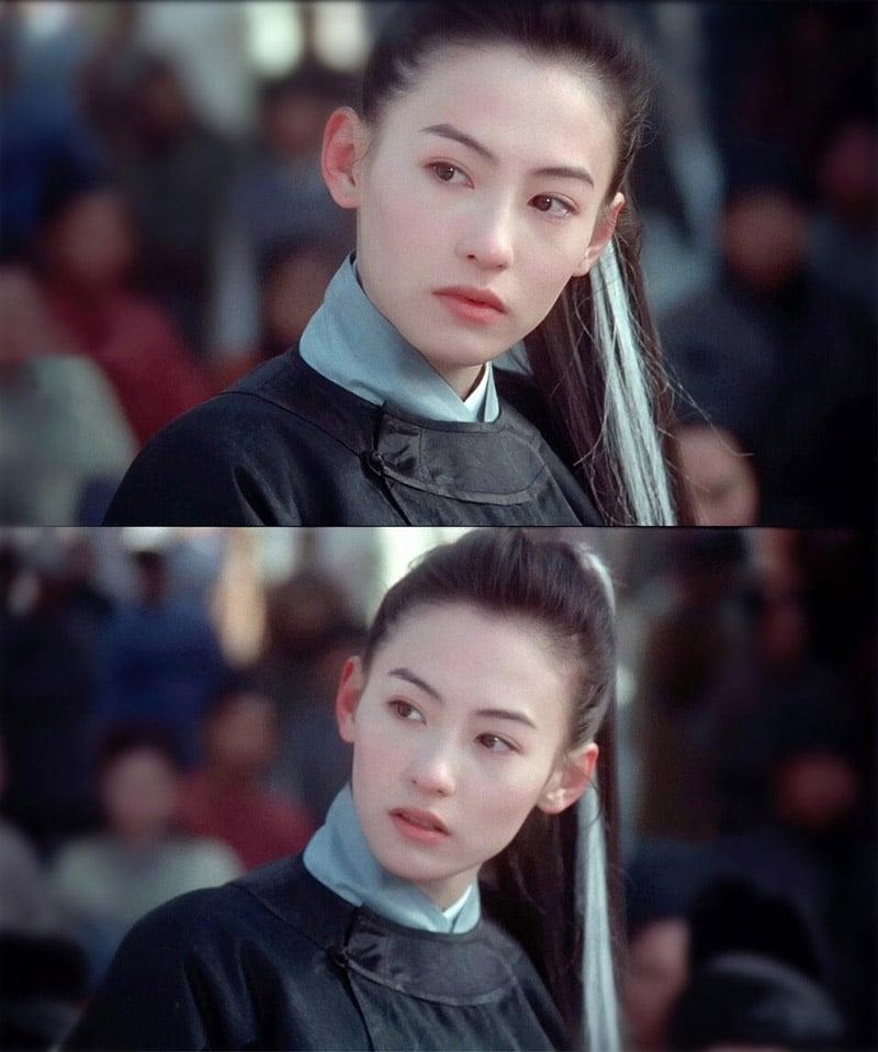 Nhan sắc thần tiên của Trương Bá Chi hồi trẻ