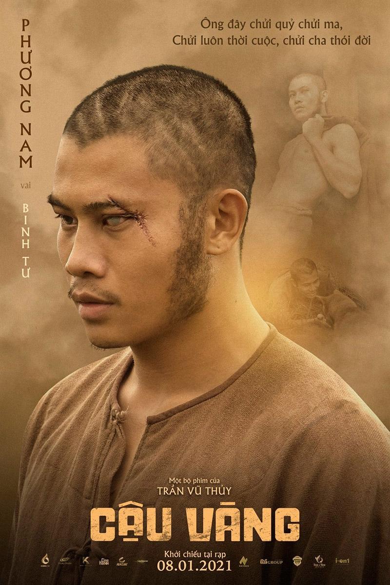 Phương Nam vai Binh Tư