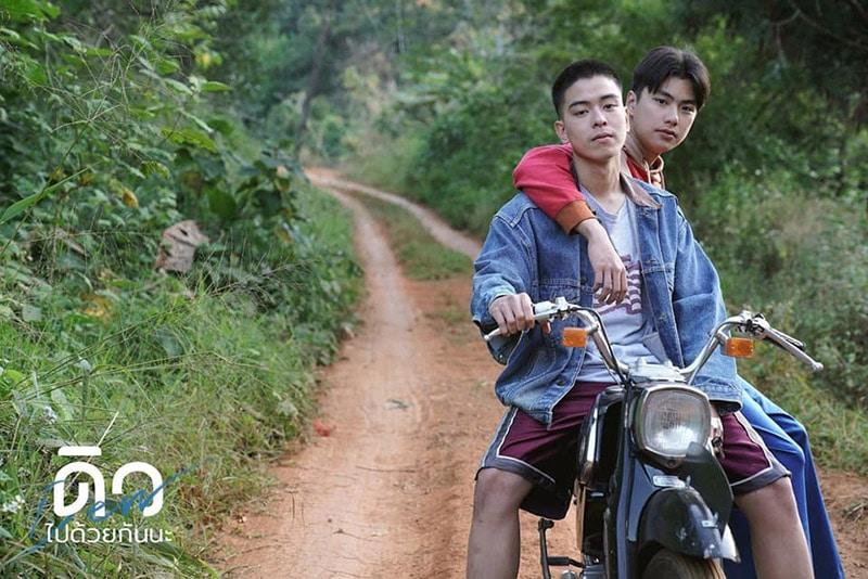 Review Dew, Let's go together (2019)