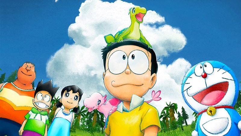 Review 'Doreamon: Nobita và những người bạn khủng long'