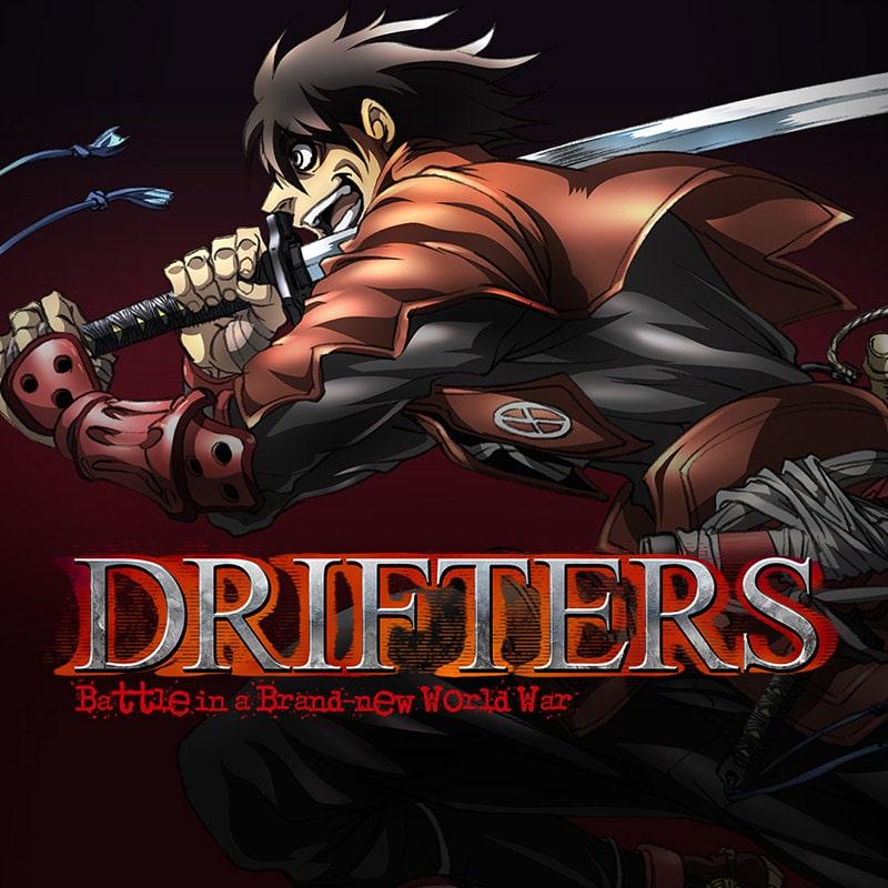 Review Drifters (2016) - Trận chiến bên kia thế giới