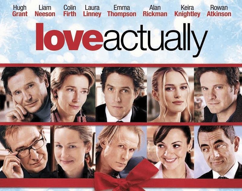 Review Love Actually (2003) - Tình yêu thật sự ở xung quanh ta