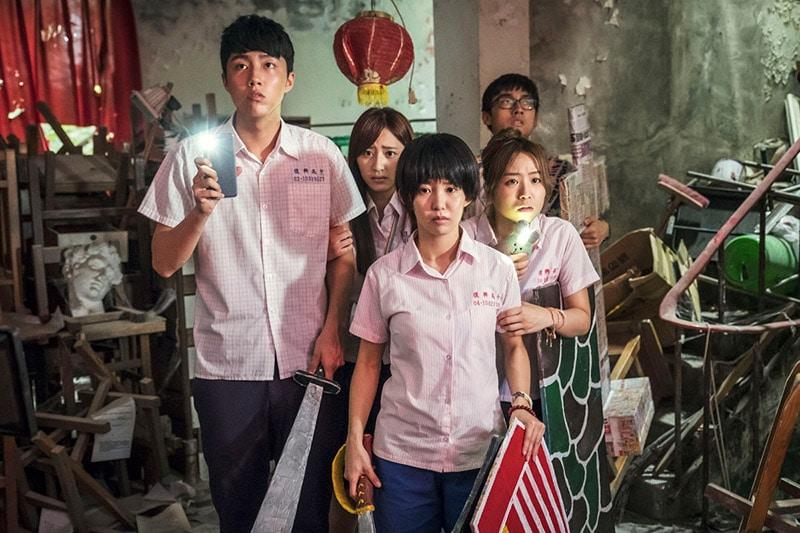 Review The Teenage Psychic (2017) - Thiếu Nữ Ngoại Cảm