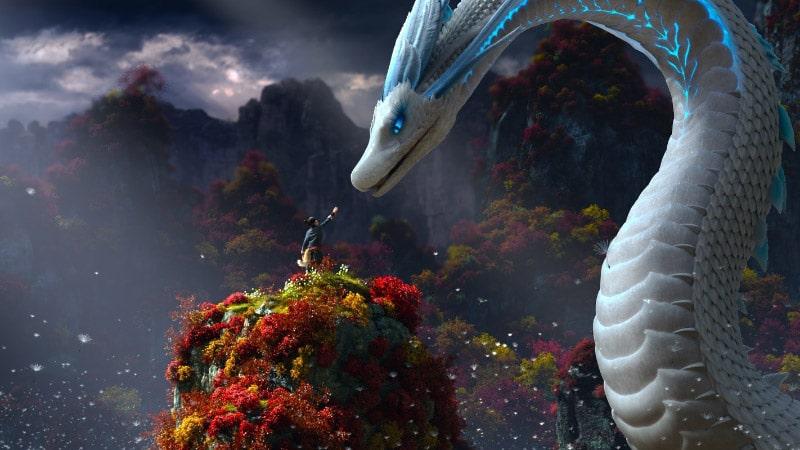 Review White Snake (2019)