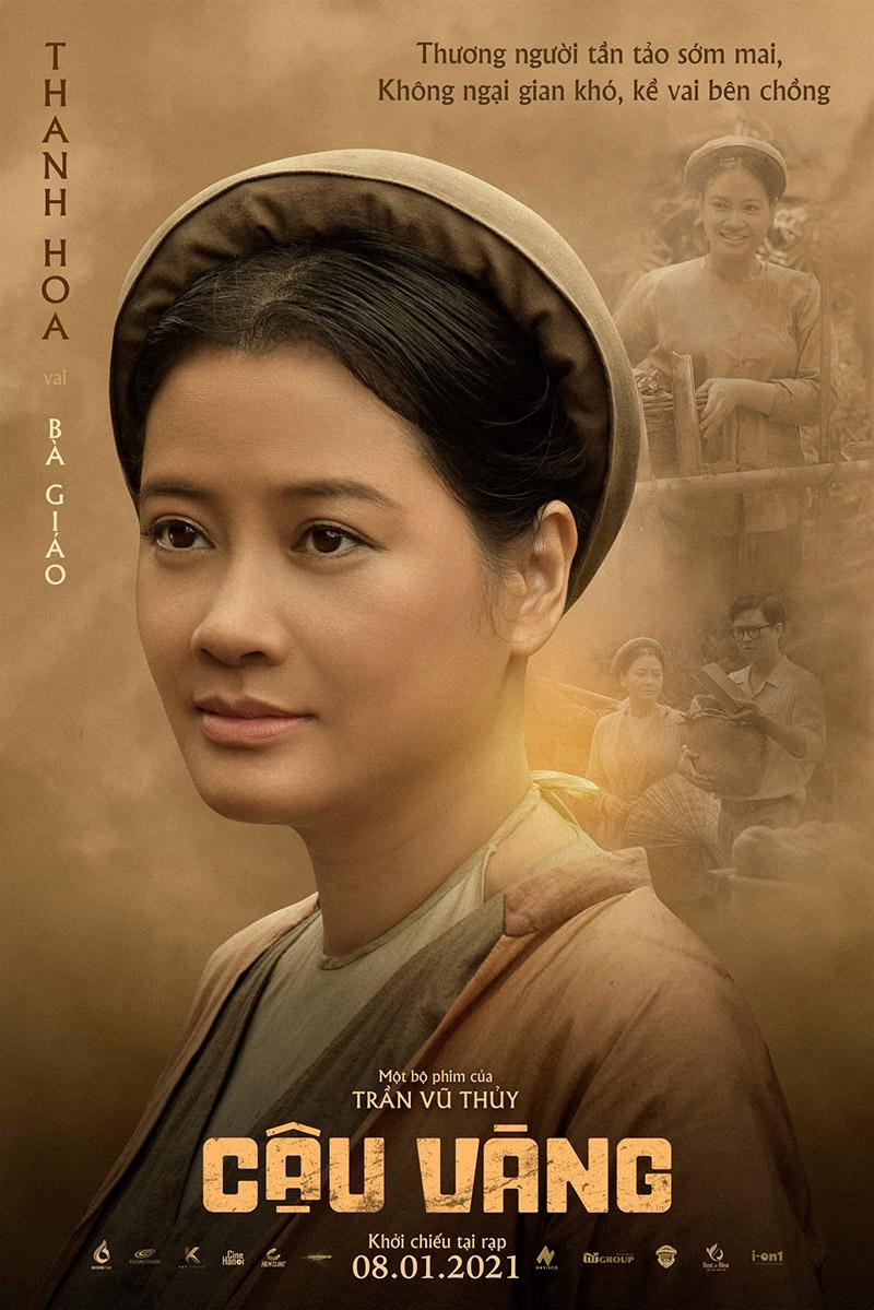 Thanh Hoa vai Bà Giáo