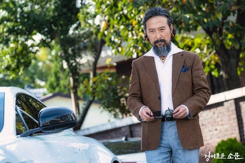Choi Jang Mool (Ahn Suk Hwan đóng)
