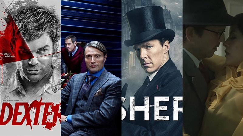 Top 4 Series phim trinh thám không xem đừng nuối tiếc