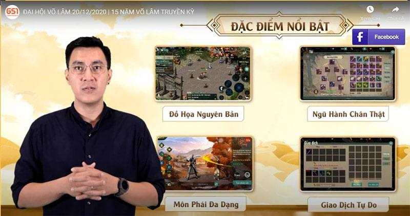 VNG chính thức hé lộ hình ảnh VLTK Mobile mới
