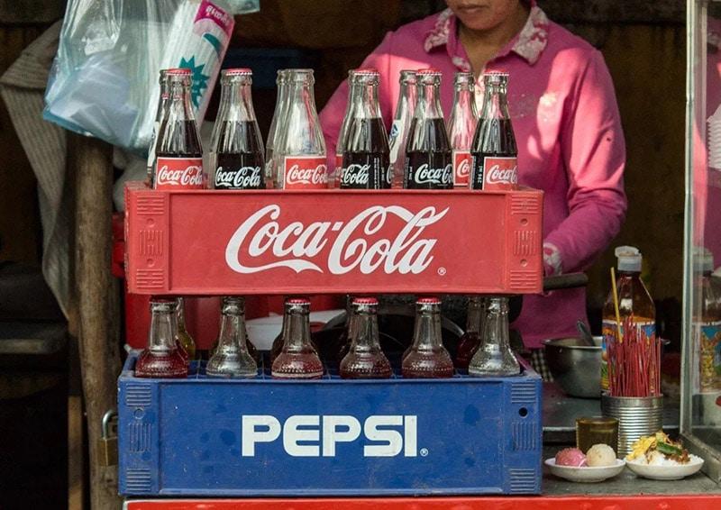 Triều Tiên và Cuba là những nơi duy nhất bạn không thể mua Coca-Cola