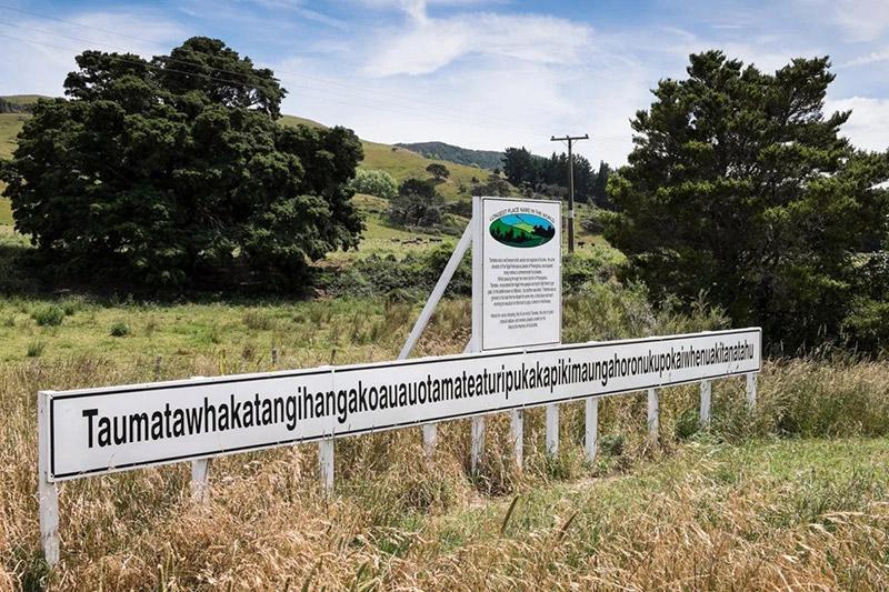 Tên Địa danh dài nhất hành tinh có 85 chữ cái