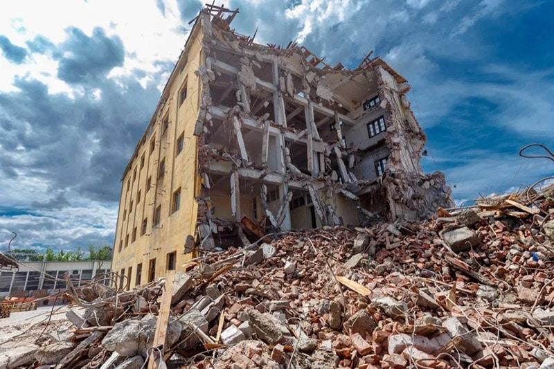 Nhật Bản là quốc gia dễ xảy ra động đất nhất thế giới