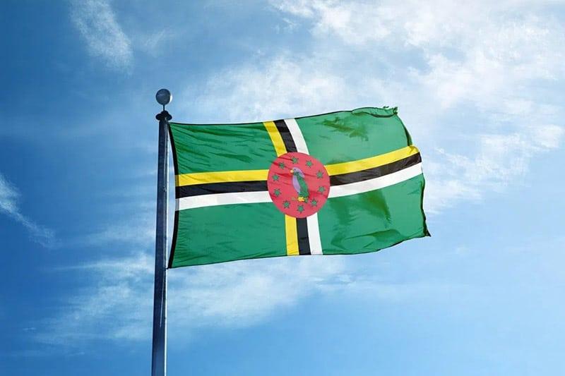 Chỉ có hai quốc gia sử dụng màu tím trên quốc kỳ của họ