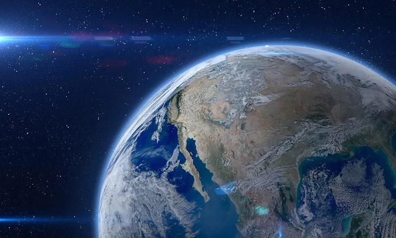 Có một trang web theo dõi dân số thế giới trong thời gian thực