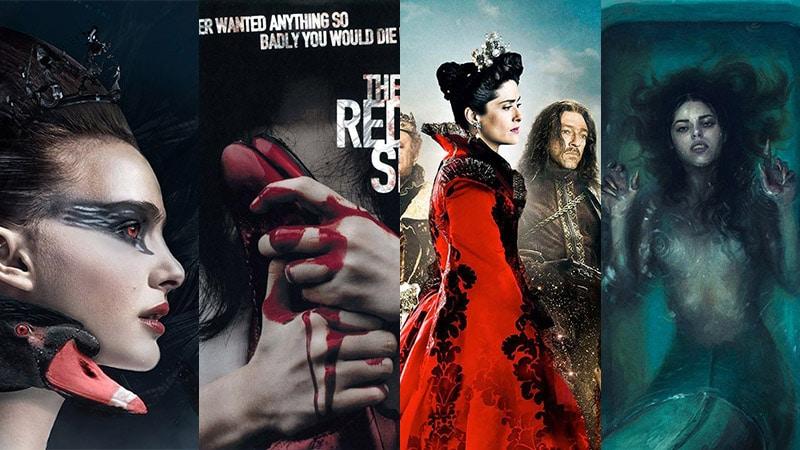 8 bộ phim kinh dị lấy cảm hứng từ truyện cổ tích