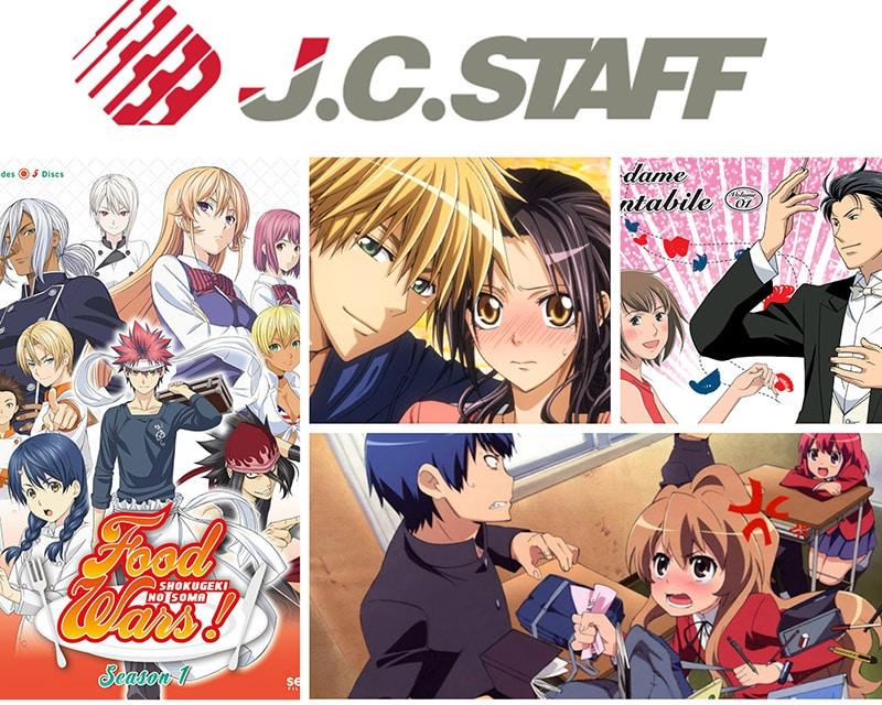 J.C Staff