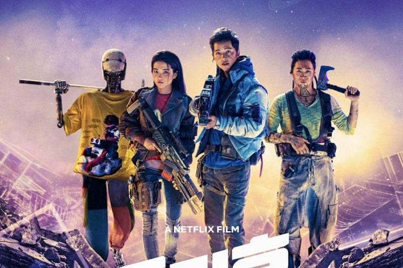 Space Sweepers chính thức ra mắt khán giả trên Netflix
