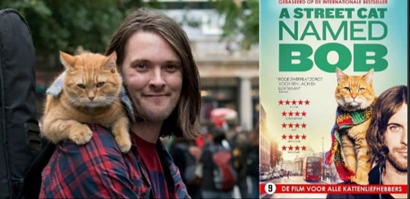 A Street Cat Named Bob (Chú Mèo Đường Phố Tên Bob) (2016)