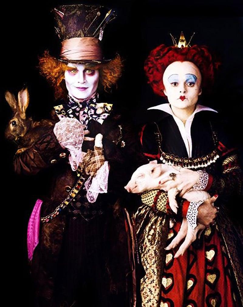 Alice In The Wonderland (2010)