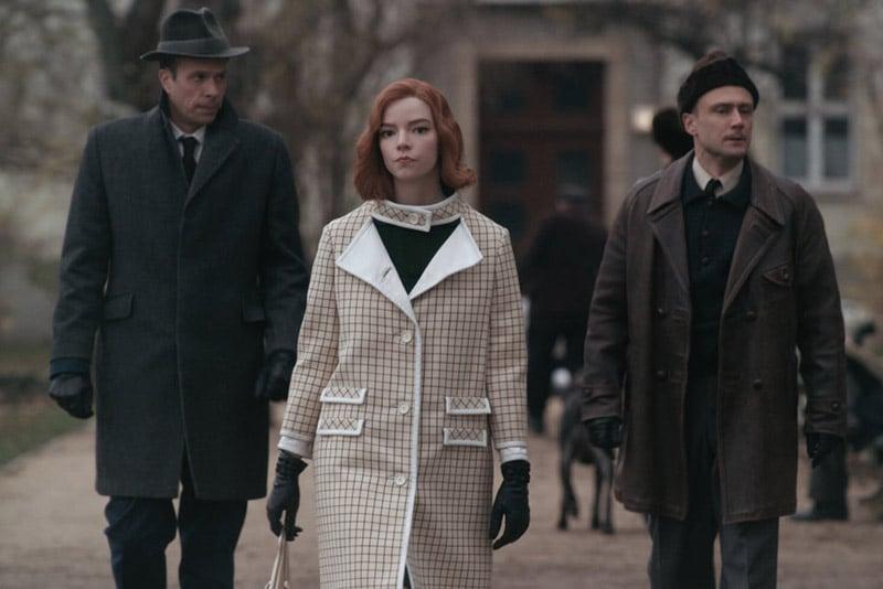 Anya Taylor-Joy được phép giữ lại tất cả trang phục trong Queen's Gambit