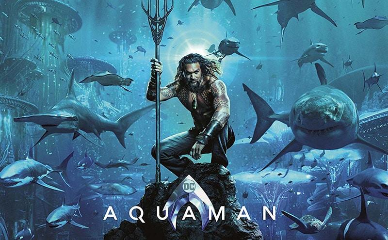 Aquaman: Đế vương Atlantis (2018)