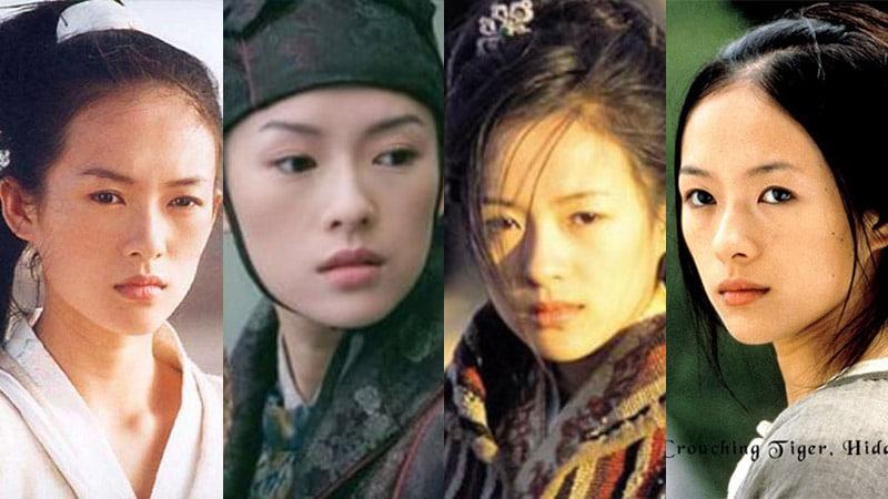 5 vai diễn cổ trang đáng nhớ của Chương Tử Di trên màn ảnh