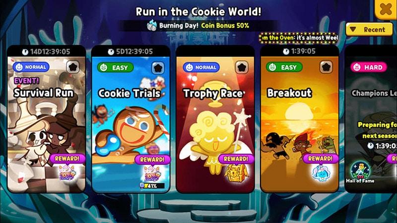 Cookie Run: OvenBreak-Endless Running Platformer