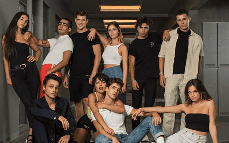 'Élite' Mùa 4 đã đóng máy, ra mắt quý 2 hoặc 3 năm 2021