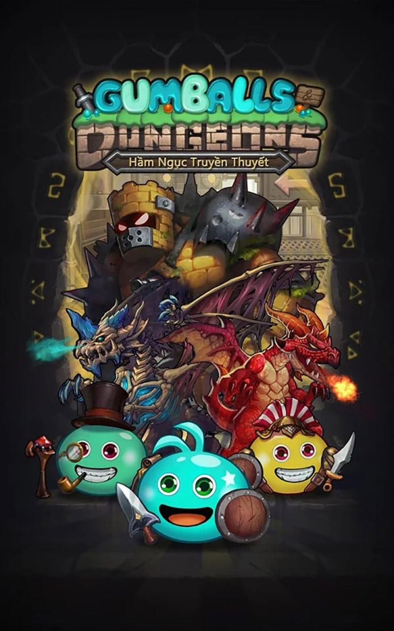 Gumballs & Dungeon
