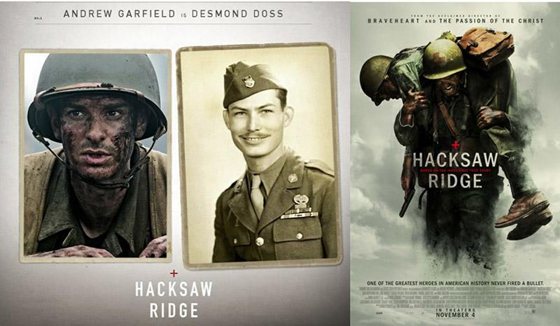 Hacksaw Ridge (Người Hùng Không Súng) (2016)