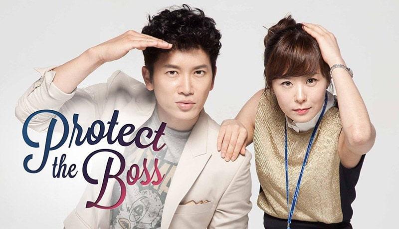 Cha Ji Hun trong Protect the Boss (2011)