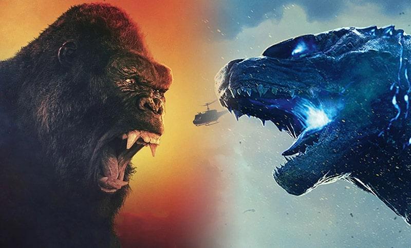 Loạt quái vật xuất hiện trong trailer đầu tiên của Godzilla vs. Kong